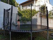 Trampolin 488 cm Durchmesser 1