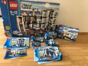 Lego City Polizeistation 7498 7286