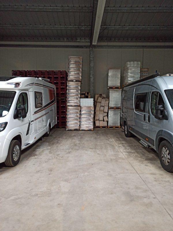 Stellplatz für Wohnmobil Wohnwagen Camper