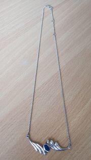 Collier Kette 925 Silber mit