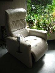 elektrischer Relax-Sessel - bis in Herz-Waage