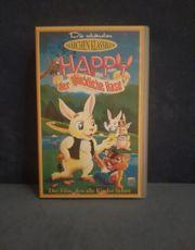 VHS Kassette Happy der Glückliche
