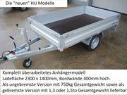 Gebrauchter Humbaur HU152314 Hochlader 1