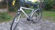 Trekkingrad Winora wenig gefahren