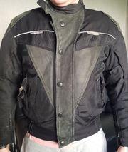 Motorrad Jacke von Roleff Größe