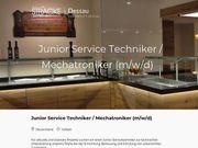 Junior Service Techniker Mechatroniker m