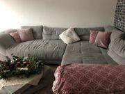 Riesen Sofa mit Boxspringfederkern