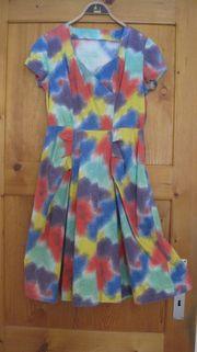 Vintage Sommerkleid Gr S 19 -