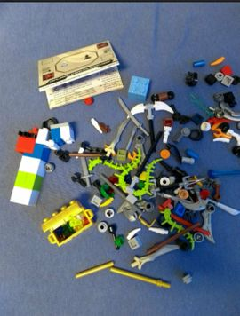 Bild 4 - LEGO NINJAGO Sehr Günstig WIE - Karlsruhe Bergwald
