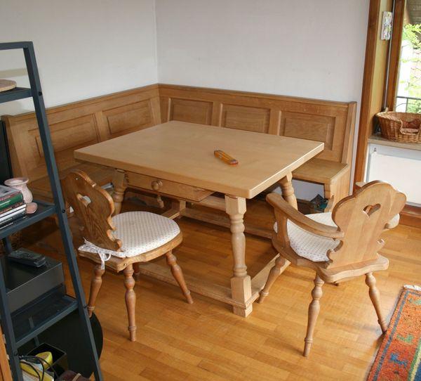 Prächtig Jogltisch - Bauerntisch - massiv - Holz - Qualitätsarbeit vom @HD_58