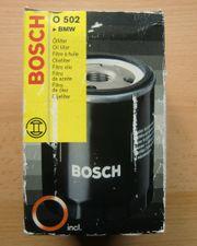 Ölfilter Bosch O 502 für