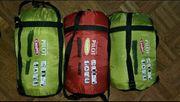 3 x Schlafsäcke