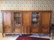 Exquisiter Wohnzimmerschrank deutsche Handwerkskunst