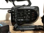 Sony PXW-FS7 4K Super 35mm