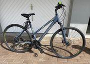Damen Fahrrad Trekking Rixe Cross