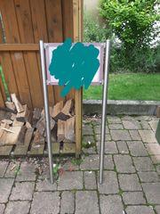 Ständer für Werbeschild oder Briefkasten
