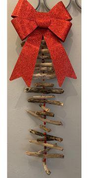 Treibholzhänger mit Schleife