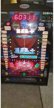 Geldspielautomat Bally Gamestation und Bally