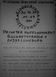 Flohmarkt Kinderkram Hofflohmarkt