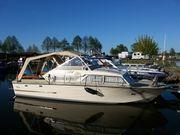 Sehr gepflegtes Motorboot