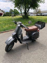 LML 125 ccm Roller