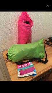 lounger Luftsack Sofa