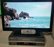 Tevion VHS Videorecorder Videorekorder Video