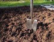 Erdaushub Mutterboden