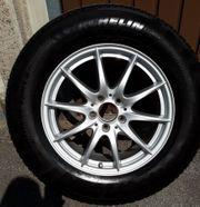4x Sommer Komplett Räder Michelin