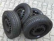 4x Goodyear Allwetterräder 155 65