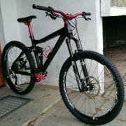 Mountainbike Fully Eigenbau