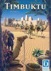 Gesellschaftsspiel Timbuktu von Dirk Henn