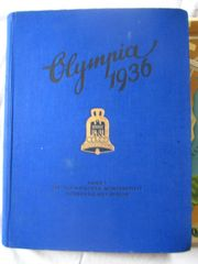 Olympia 1936 Band 1 Olympische