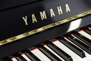 Yamaha Klavier U 1 schwarz