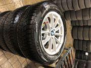 BMW Kompletträder Winterreifen Original X3