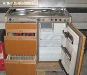 Dethleffs Küchenblock gebraucht mit Kühlschrank
