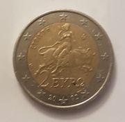 2 Euro Griechenland 2002 - Seltene