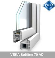Fenster-PVC Aluminium Holz Türen Rollläden