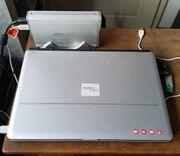 Fujitsu Siemens Laptop mit Blue