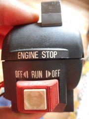 Lenkerschalter Schaltarmatur rechts Run-Off-Run Kawasaki