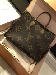 Neu Louis Vuitton Tasche Onthego