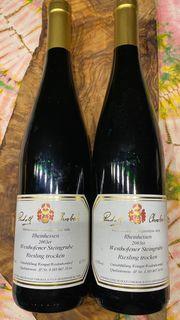 Riesling Weedenborn Westhofener Steingrube 2003