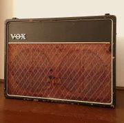 1963 smooth Tolex Vox AC30