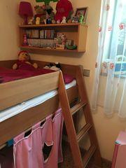 PAIDI Varietta Kinderzimmer echt Buche