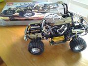 Lego 8466 4x4 Offroader Lego