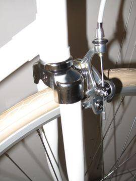 Indienrad Racer Rennrad weiß RH: Kleinanzeigen aus Bruchsal - Rubrik Mountain-Bikes, BMX-Räder, Rennräder