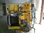 Karo HD 150 100 Rohrreinigungsmaschine