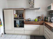 Nobilia Einbauküche in L-Form Hochglanz