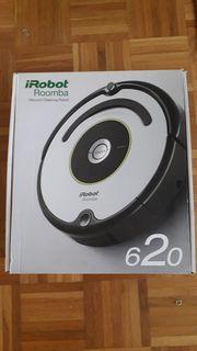 Reserviert -Roomba 620 iRobot Staubsaugroboter-Reserviert