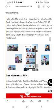 Samsung Galaxy S21 4 Monate